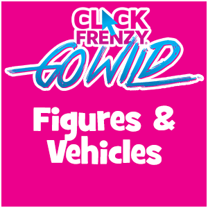 Click Frenzy Figures & Vehicle Deals