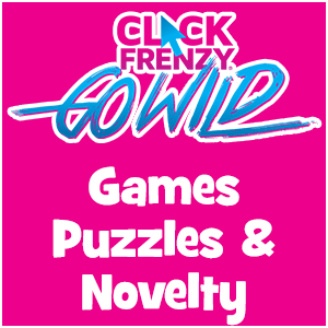 Click Frenzy Games Puzzles & Novelty Deals