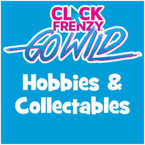 Click Frenzy Hobbies & Collectable Deals