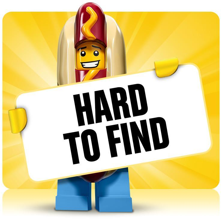 Hard To Find Lego