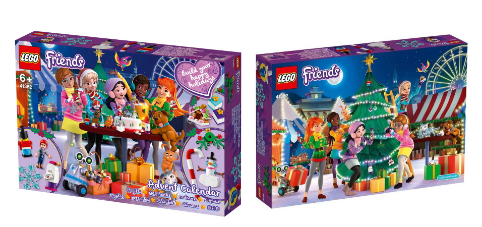 lego advent calendars for 2019 are here mr toys toyworld. Black Bedroom Furniture Sets. Home Design Ideas