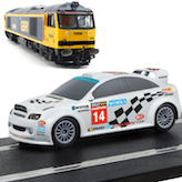 Slot Cars and Railway